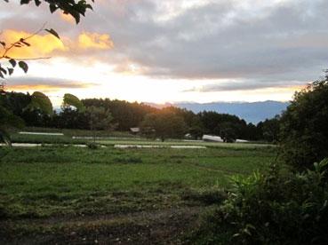 きれいな朝焼け110918.jpg